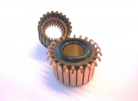 Cage technology: reduce commutator unbalance ! - RD EUROPE GROUP