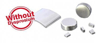Dy FREE Neodymium Magnet - RD EUROPE GROUP